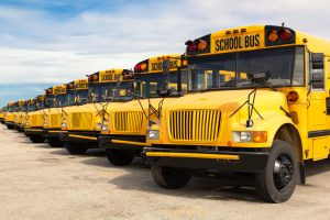 Bus Drivers are needed by Northside Independent School District