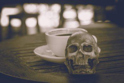 San Antonio ghost Cafe