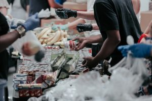 """Food Bank CEO """"Flabbergasted"""" at State Funding Cuts Amid Pandemic"""