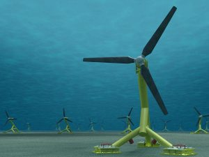 Tidal Power Gives Electric Vehicles Life In Scotland!