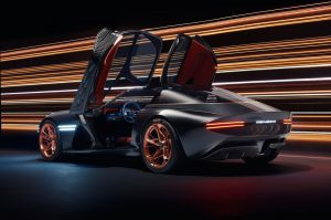 Genesis Looking Into Bringing High-Performance To Luxurious Models