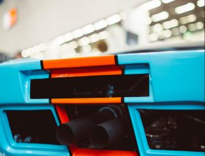Ford GT40 Of Ford V. Ferrari Up For Sale Of Everyday Use