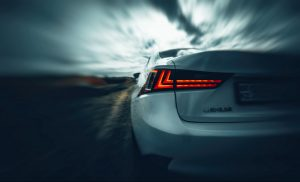 Lexus 2022 IS500 F Sport Performance Model Takes On The Future